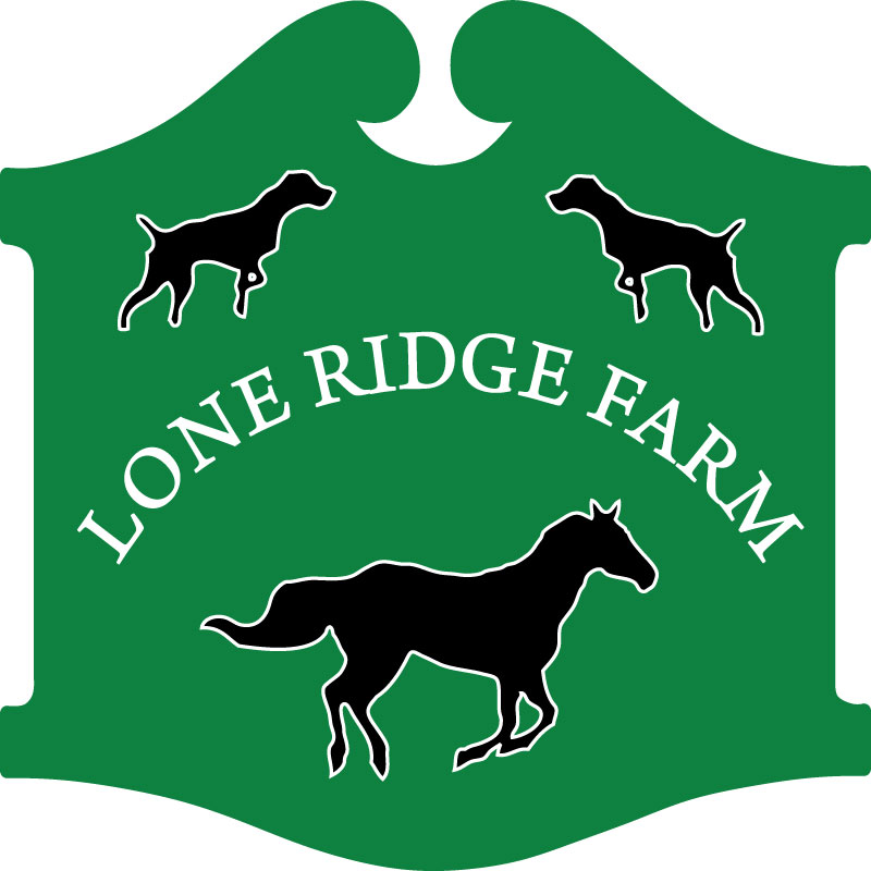Lone Ridge Farm Logo